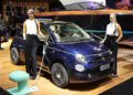 Fiat 500 Riva Tender to Paris