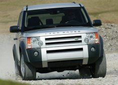 Land Rover Nuova Discovery 3