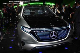 Mercedes-Benz EQ Generation Concept