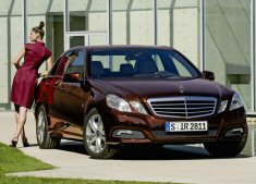 Mercedes-Benz E200 CDI/CGI Blue Efficiency