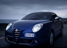 Alfa Romeo Mito Black Line Collection