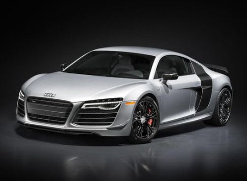 Audi R8 Competion