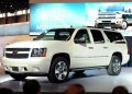 Chevrolet Suburban 75th Anniversary Diamond Edition