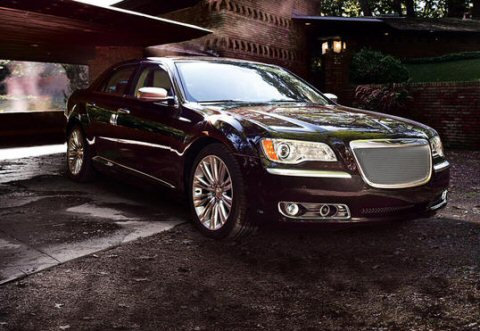 Chrysler 300 Luxury Series