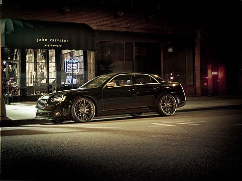 Chrysler 300C John Varvatos MY 2014
