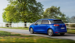 Citroen C4 SpaceTourer 2019