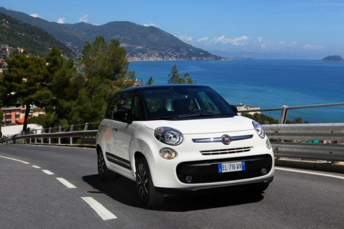 Fiat 500L Opening Edition
