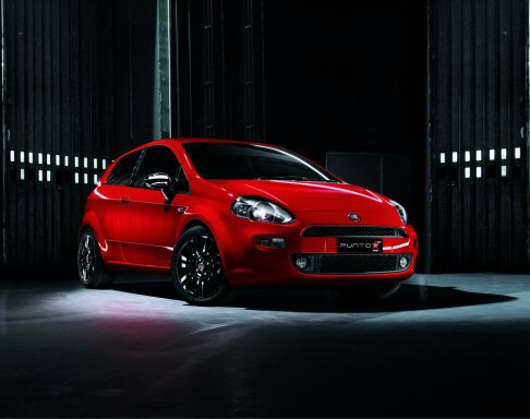 Fiat Punto VIRGIN Radio