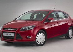 Ford Focus ECOnetic 2012
