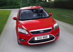 Ford Focus 1.6 GPL