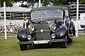 1935 Mercedes-Benz 500 K CC at Goodwood Festival of Speed 2014