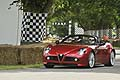 Alfa Romeo 8C Spider al Goodwood Festival of Speed