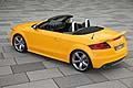 Audi TTS Roadster Competition in versione Special Editions