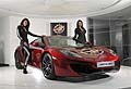 Cannonball 2000 le dream cars McLaren MPa-12C