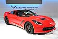 Chevrolet Corvette Stingray at the Chicago Auto Show 2013