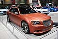 Chrysler 300S Turbine Concept cars