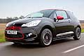 New Citroen DS3 Red Special Edition nella colorazione speciale vernice perlata nera