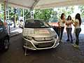 Honda Insight e hostess
