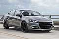 Dodge Dart Blacktop limited editions