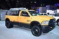 Dodge Ram 3500 by Mopar at the Chicago Auto Show 2014