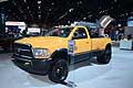 Veicolo Dodge Ram 3500 pick-up al Chicago Autoshow 2014