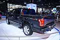 Ford F 150 pick-up cassone al Salone Internazionale di Chicago 2014