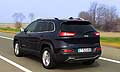 Jeep Cherokee Limited Model Year 2014 posteriore vettura