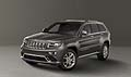 Suv Jeep Grand Cherokee Model Year 2014 al Salone di Ginevra 2013