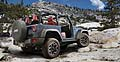 Jeep Wrangler Rubicon 10th Anniversary Edition special editions