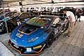 Lamborghini Huracan Super Trofeo 2015 a Goodwood Festival of Speed 2015