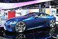 Lexus LF-LC at the Chicago Auto Show 2013