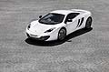 McLaren MP4-12C 2013 Model Year supercar
