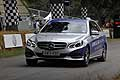 Mercedes-Benz E 300 BlueTEC Hybrid SE Saloon a Goodwood Festival of Speed 2014