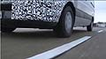 Mercedes-Benz Sprinter test drive veicolo