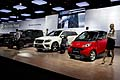 Mercedes-Benz and Smart at the Moscow Motor Show 2012