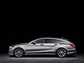 Mercedes CLS Shooting Brake fiancata laterale
