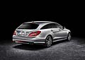 Auto Mercedes CLS Shooting Brake retro vettura