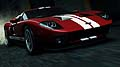 Need For Speed - Most Wanted con la vettura sportiva  Ford GT