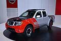 Nissan Frontier Diesel Runner Powered by Cummins al Salone di Chicago 2014