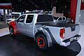 Nissan Frontier Diesel cassone pick-up al Chicago Autoshow 2014