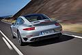 Porsche 911 Turbo S retrotreno vettura