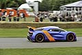 Renault Alpine A110-50 sulla pista di Goodwood Festival of Speed