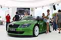 Skoda Fabia RS 2000 presentata in anteprima a Worthersee Tour, la fiera austriaca per l´automotive