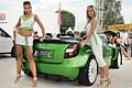 Skoda Fabia RS 2000 protoripo retrotreno vetture e hot girls