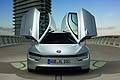 Volkswagen XL1 open doors