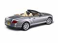 Bentley Continental GTC decappottabile