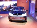 BMW i3 concept parte da Roma il BMW i - Born electric Tour