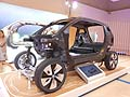 BMW i3 concept body surfaces