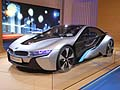 BMW i - Born electric Tour by Roma con  BMW i8 Concept car