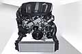 BMW motore modulare Efficient Dynamics 6 Cylinder Diesel Engine